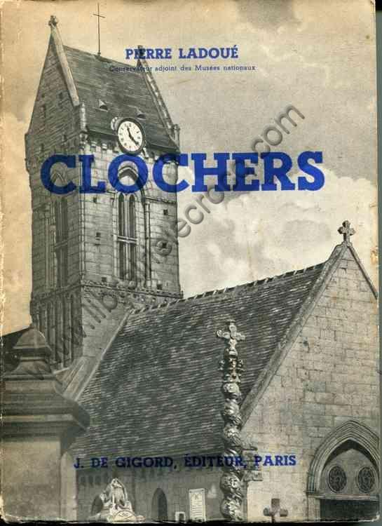 LADOUE Pierre, Clochers