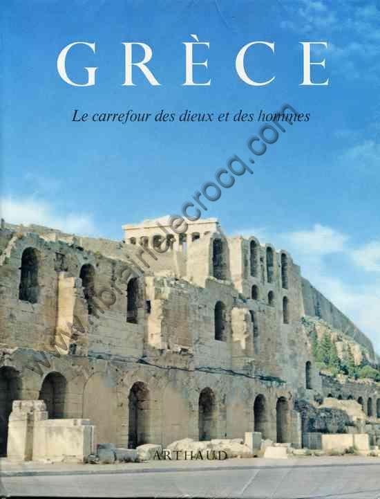 ECONOMIDES Anton, Grèce Le carrefour des dieux et d...