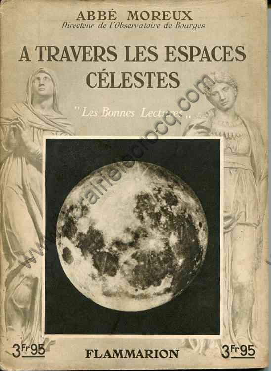 ABBE MOREUX Directeur de l'observatoire de Bourges ,...