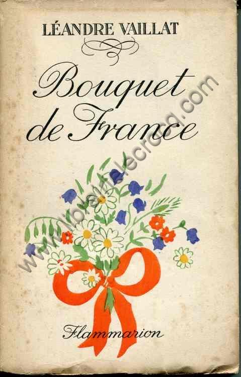 VAILLAT Léandre, Bouquet de France