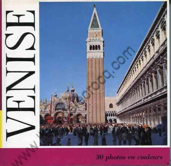ALT Harry, Venise son éclat et son charme