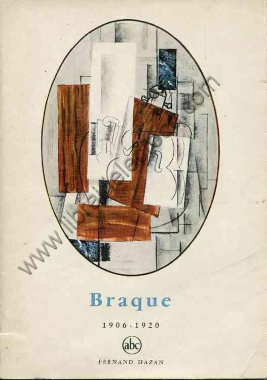 ELGAR Frank, Braque 1906-1920