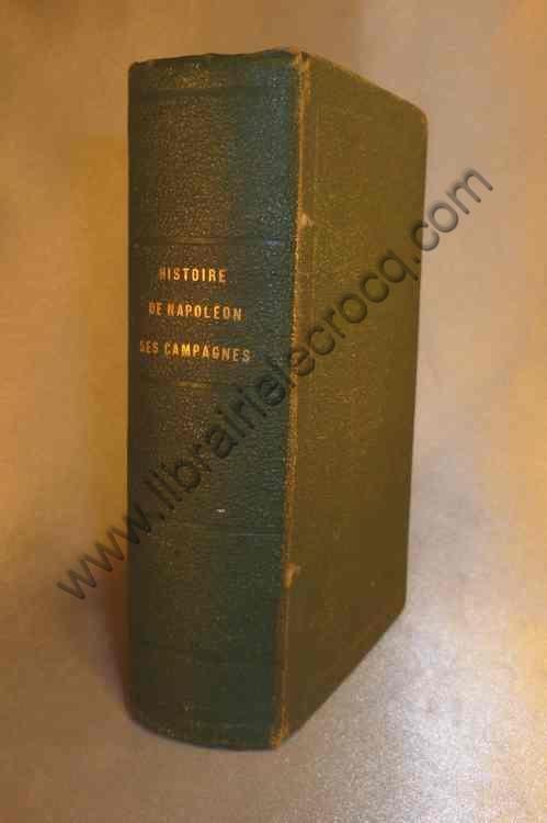 COUAILHAC (L.), FLEURY (V.) , Campagne d'Austerlitz ...