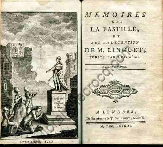[MIRABEAU Honoré Gabriel Riqueti, Comte de] , Des l...