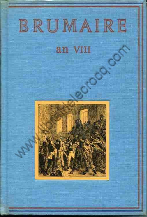 VERDUN Jean Brumaire an VIII
