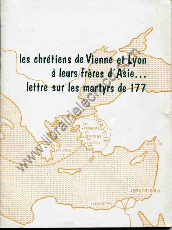 COLLECTIF , Les chrétiens de Vienne et Lyon à leur...
