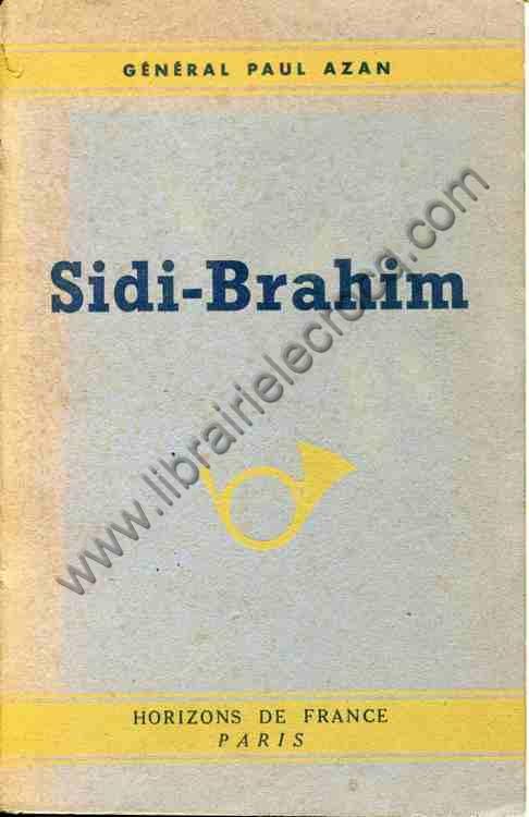 AZAN Général Paul, Sidi-Brahim