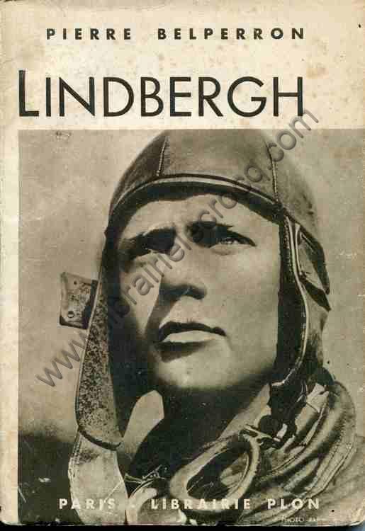BELPERRON Pierre, Lindbergh