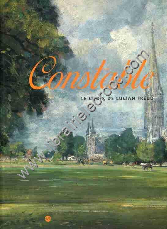 CONSTABLE , Le choix de Lucian Freud . Galeries Nati...