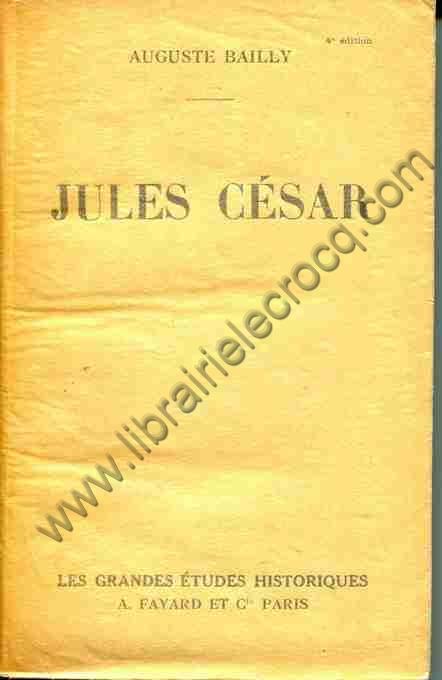 BAILLY Auguste Jules Cesar