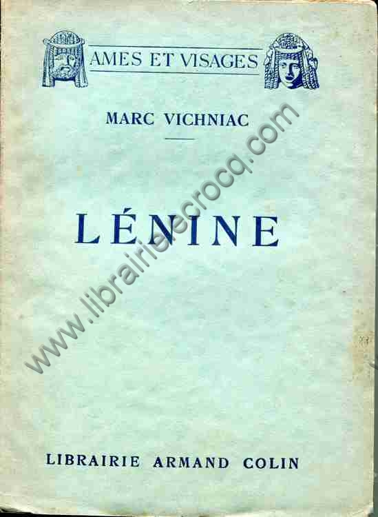 VICHNIAC Marc, Lénine