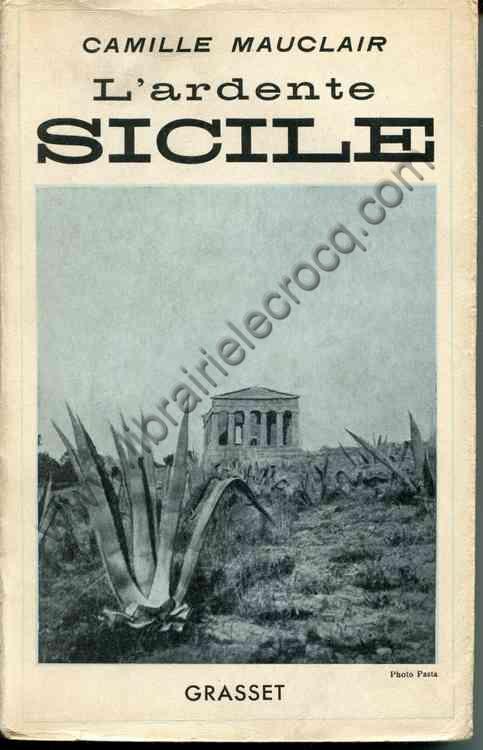 MAUCLAIR Camille, L'ardente Sicile