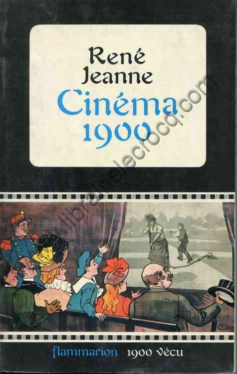 JEANNE René, Cinéma 1900