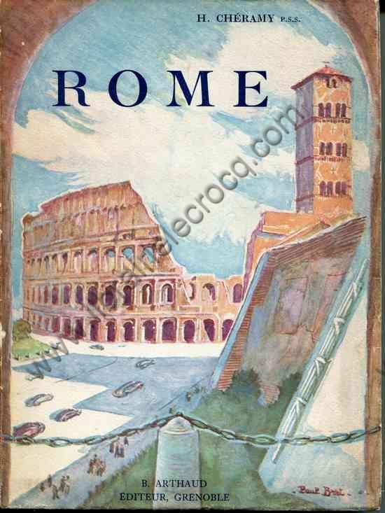 CHERAMY H., Rome