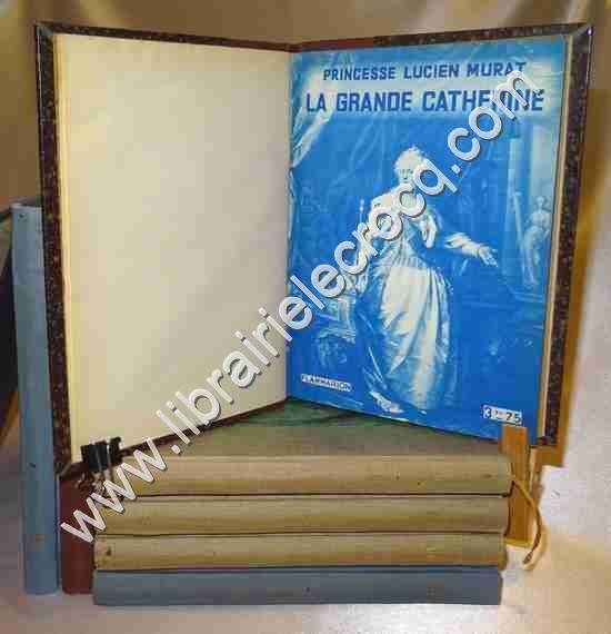 MURAT Princesse Lucien, La grande Catherine - Avec q...